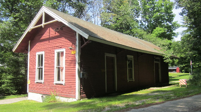 West River Railroad - Newfane Station