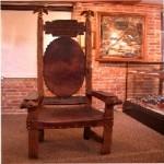 Levi Fuller chair